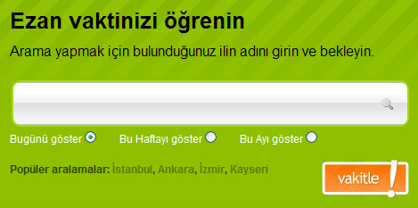ezan@vakti | turkiye istanbul ankara diyanet namaz ...
